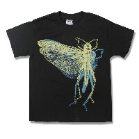 IMAGE | The Locust - The Locust Neon Locust Tee