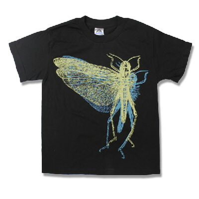 The Locust - The Locust Neon Locust Tee