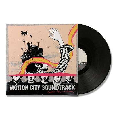 Motion City Soundtrack - Commit This To Memory LP (Black)
