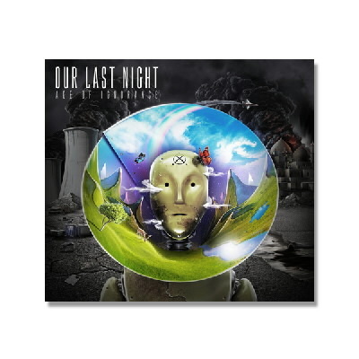 Our Last Night - Age Of Ignorance CD