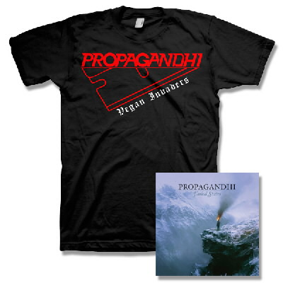 Propagandhi - Failed States CD & Razor Tee