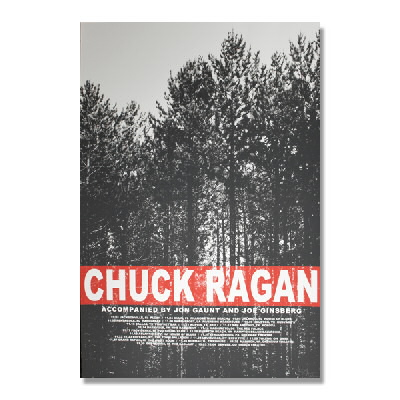 Chuck Ragan - 2011 Winter Tour Print