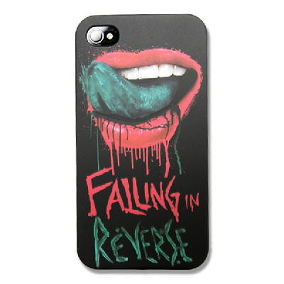 IMAGE | Falling In Reverse - Lips iPhone case