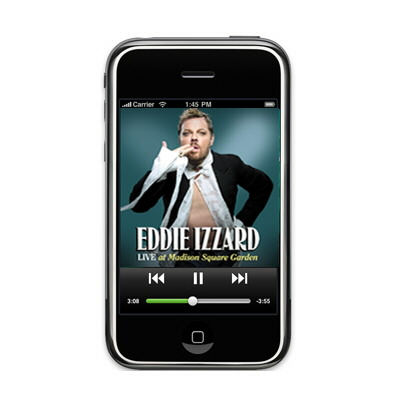 Eddie Izzard - Live at Madison Square Garden Mp3 Audio Download