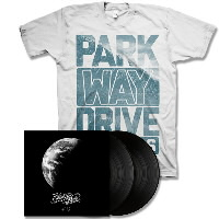 IMAGE | Parkway Drive - Atlas - LP (black) & Wave Tee