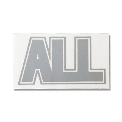 Logo Sticker (grey)
