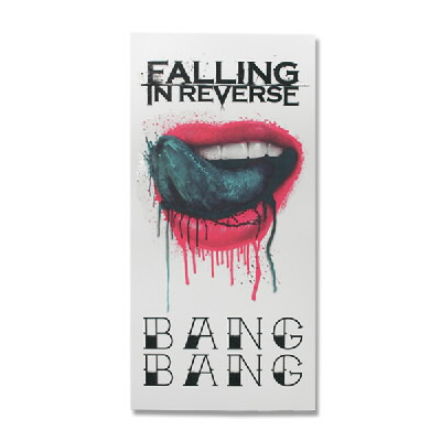 Falling In Reverse - Temporary Tattoos