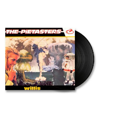 The Pietasters - Willis LP