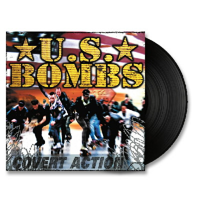 U.S. Bombs - Covert Action LP