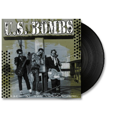 U.S. Bombs - US Bombs Back At The Laundromat LP