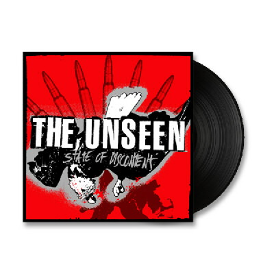 The Unseen - State Of Discontent LP