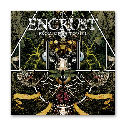 workhorse - Encrust - From Birth To Soil CD