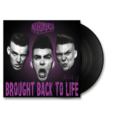 Nekromantix - Brought Back To Life LP