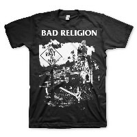IMAGE | Bad Religion - The Past Is Dead Shirt