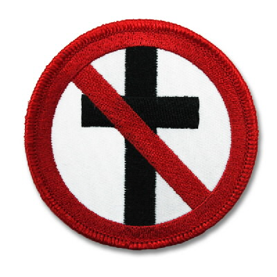 Bad Religion - Cross Buster Patch