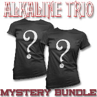 IMAGE | Alkaline Trio - Womens Mystery Bundle - 2 Shirts