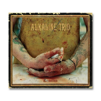 alkaline-trio - ALK3 Remains CD/DVD