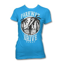 IMAGE | Parkway Drive - Surfer Tee - Women's