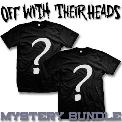 Off With Their Heads - OWTH Mystery Shirt Bundle