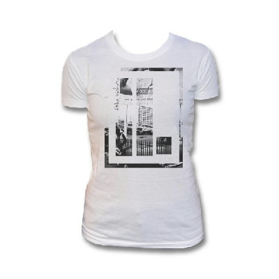 Letlive - Women's New Fake History Tee