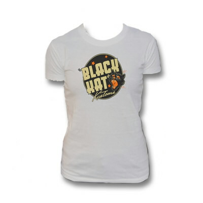 Black Kat Kustoms - Womens Showposter Tee