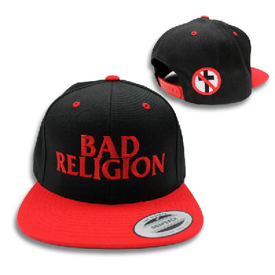 Bad Religion - Logo Snapback