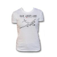 IMAGE | Dan Andriano In The Emergency Room - Womens Plane T-Shirt