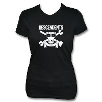 IMAGE | Descendents - Descendents Everything Sucks Plungers Womens Tee