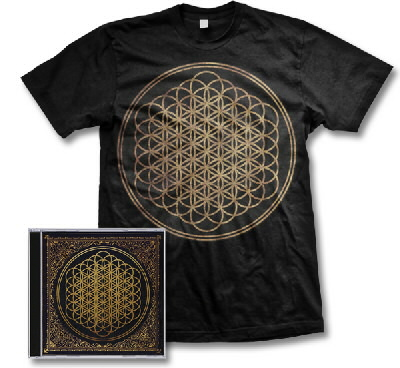 Bring Me The Horizon - Sempiternal CD & Album Tee