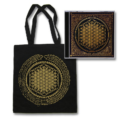 Bring Me The Horizon - Sempiternal CD & Album Tote