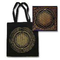 IMAGE | Bring Me The Horizon - Sempiternal Deluxe CD & Album Tote