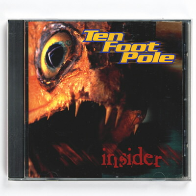 epitaph-records - Ten Foot Pole - Insider - CD