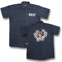 IMAGE | Black Kat Kustoms - Racing Kat Workshirt