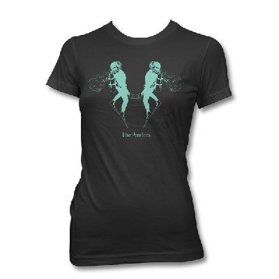 the-antlers - Undersea Diver Womens Tee
