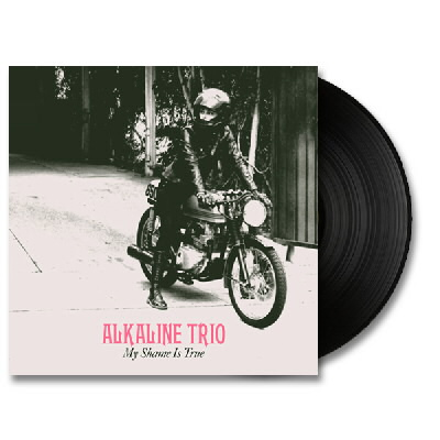 Alkaline Trio - My Shame Is True LP - Black