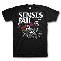 IMAGE | Senses Fail - Devil Boat Tee