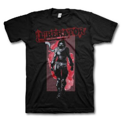 black-mask-studios - Liberator Shirt