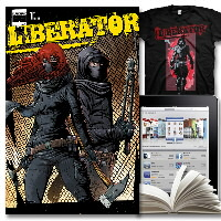 IMAGE | Liberator - Liberator Issues 1-4 Bundle