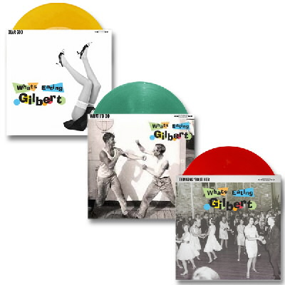 "Whats Eating Gilbert - What's Eating Gilbert 7"" Bundle"