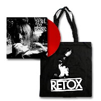 IMAGE | Retox - YPLL LP - (Red) & Tote