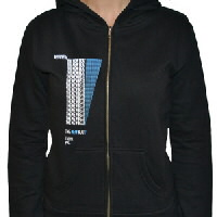 IMAGE | Refused - Womens A New Beat Hoodie