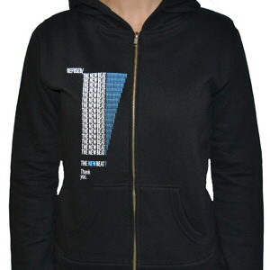Refused - Womens A New Beat Hoodie