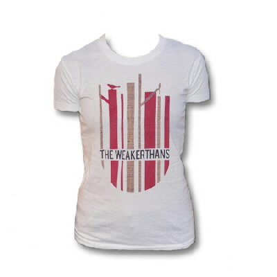 The Weakerthans - Womens Shield Tee