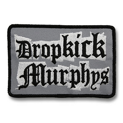 dropkick-murphys - Old English Patch
