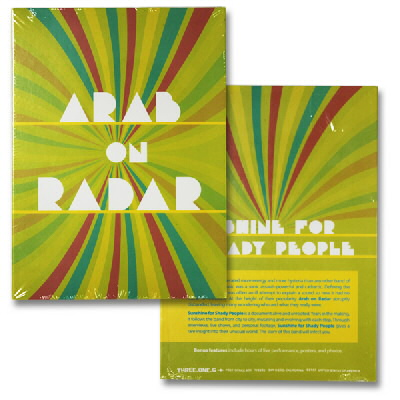 Arab On Radar - Arab On Radar - Sunshine For Shady People DVD