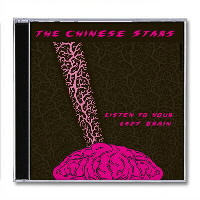 IMAGE | The Chinese Stars - The Chinese Stars - Listen To Your Left Brain CD