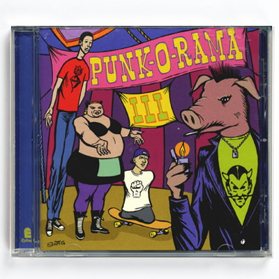 epitaph-records - Punk-O-Rama - Vol. 3 - CD