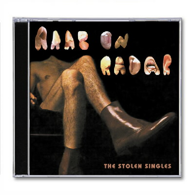 Arab On Radar - Arab On Radar - The Stolen Singles CD
