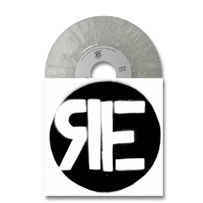 "Rat Eyes - Rat Eyes II - 7"" (Clear Splat)"