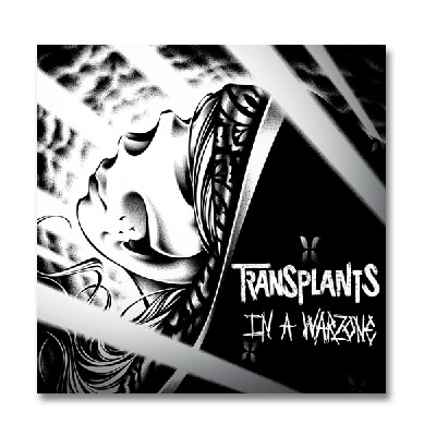 Transplants - In a Warzone CD